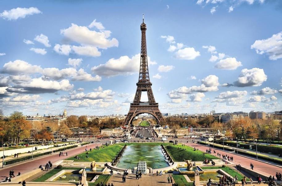 Kouzlo Paříže (fotografie 15)