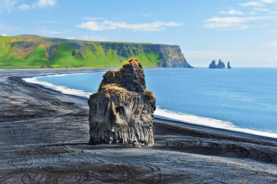 Islandská pohlednice - Letecké víkendy (fotografie 2)