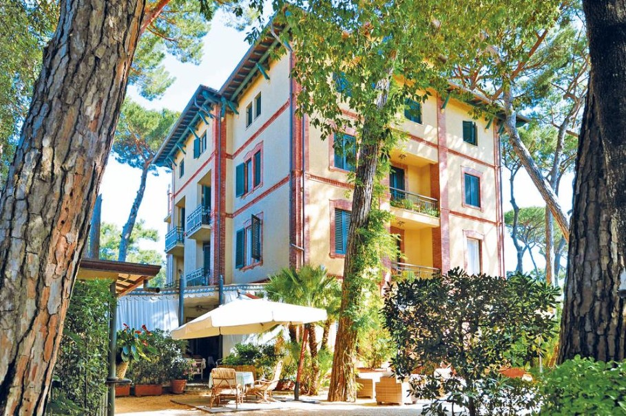 Villa Tiziana (fotografie 1)