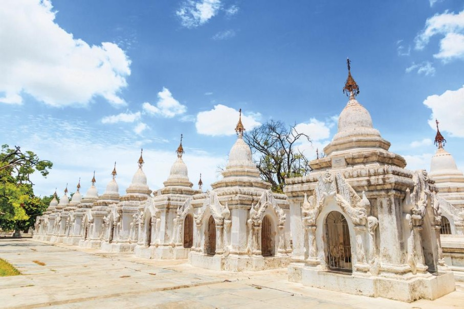 Barma a Kambodža (fotografie 13)