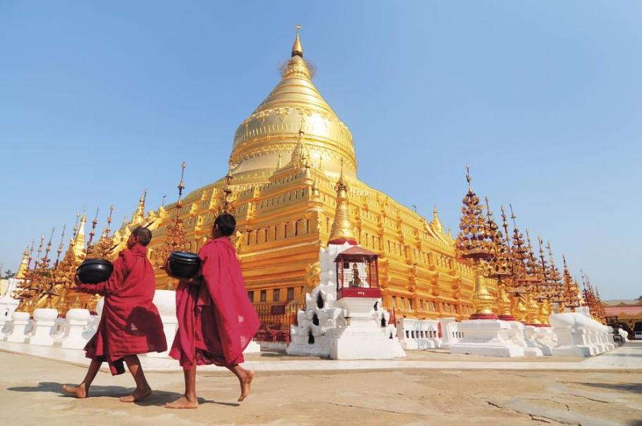 Barma a Kambodža (fotografie 14)