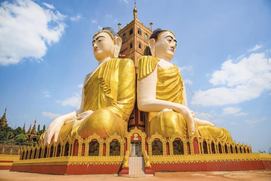 Barma a Kambodža (fotografie 15)