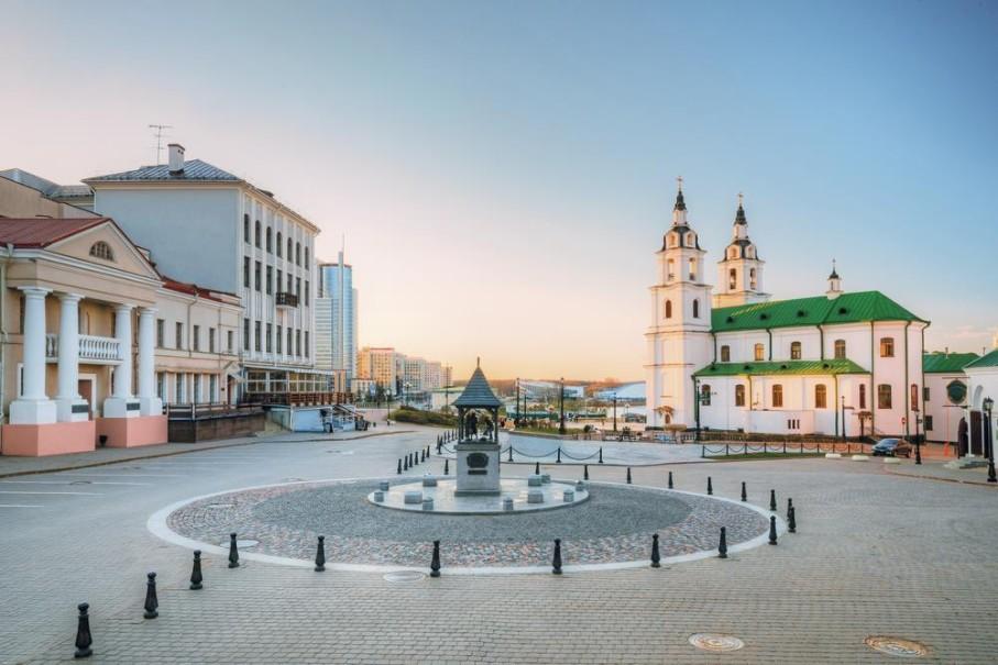 Velký okruh Běloruskem (fotografie 2)