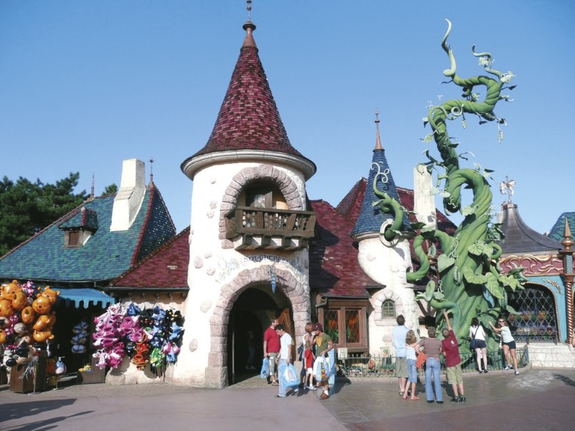 Paříž a Disneyland (fotografie 3)