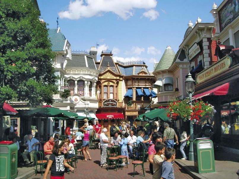 Paříž a Disneyland (fotografie 6)