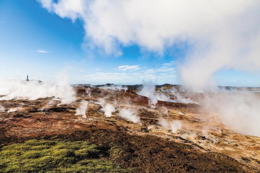 Islandská zastavení s Burianem - Letecké víkendy (fotografie 4)