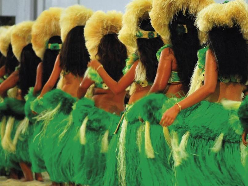 Tahiti, Bora Bora, Moorea (fotografie 14)