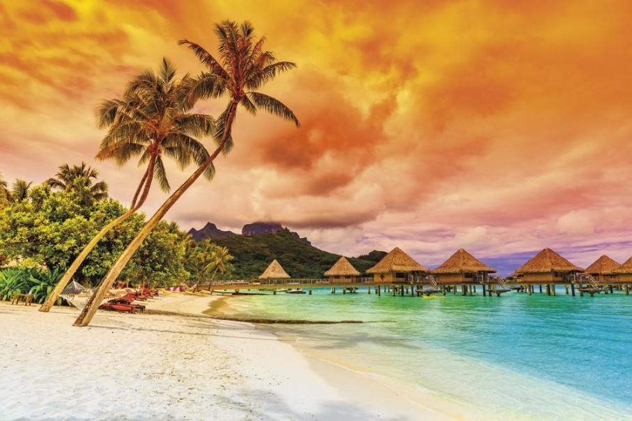 Tahiti, Bora Bora, Moorea (fotografie 18)