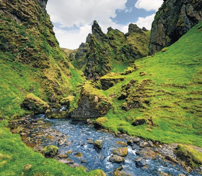 Islandská zastavení s Burianem - Letecké víkendy (fotografie 5)