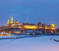 Krakow a kouzelné betlémy