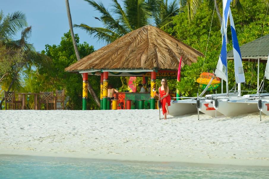 Hotel Holiday Island Resort & Spa (fotografie 7)