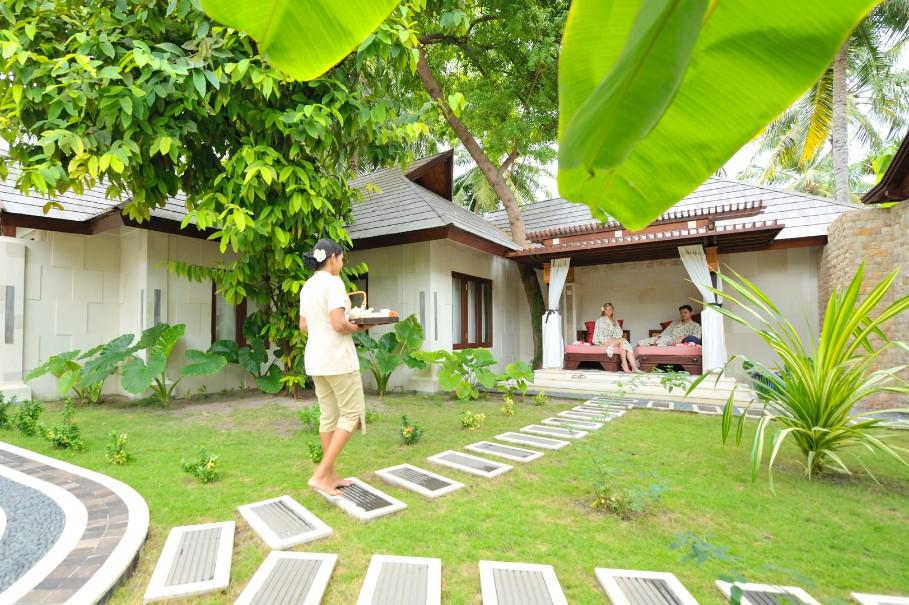 Hotel Holiday Island Resort & Spa (fotografie 8)