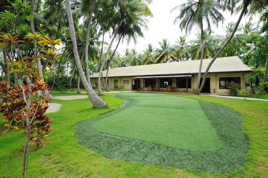 Hotel Holiday Island Resort & Spa (fotografie 9)