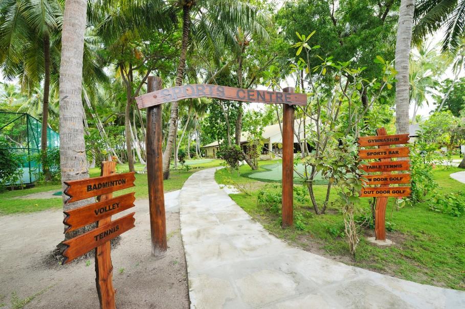 Hotel Holiday Island Resort & Spa (fotografie 10)