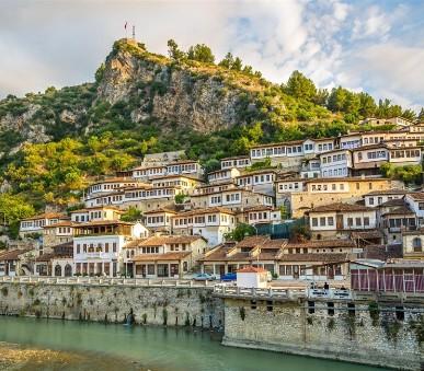 Korfu a jižní Albánie