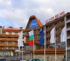 St. Ivan Rilski Hotel, Spa & Apartmány
