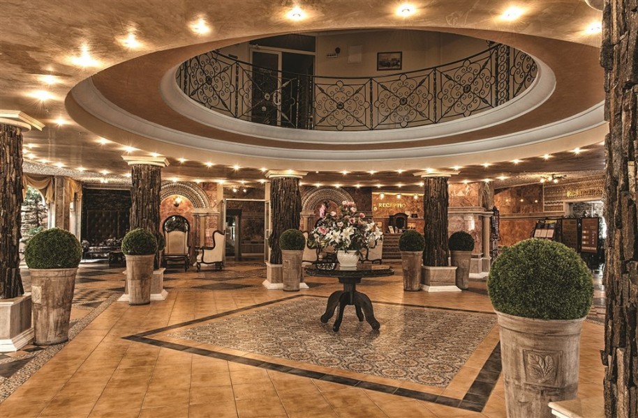 Andalusia Hotel (fotografie 13)