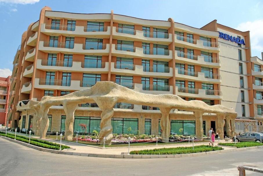 Hotel Grenada (fotografie 1)