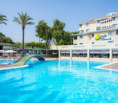 Hotel Sandy Beach Side