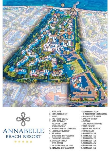 Hotel Annabelle Beach Resort (fotografie 36)