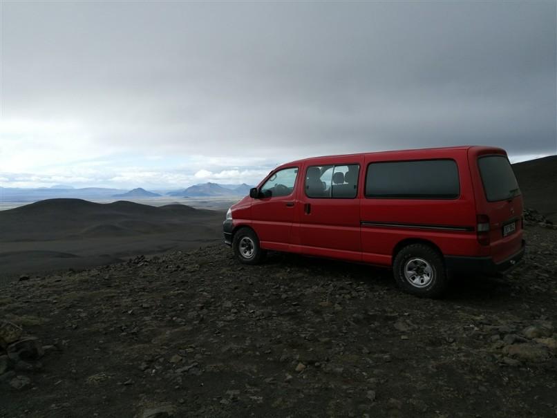 Island - mezi Ledovci, sopkami a horkými prameny (fotografie 23)