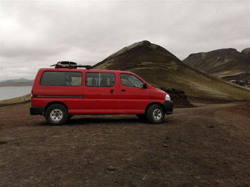 Island - mezi Ledovci, sopkami a horkými prameny (fotografie 25)