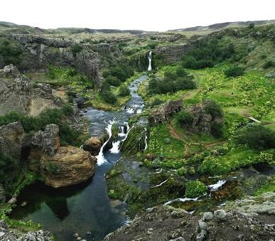 Krásy Islandu s turistikou