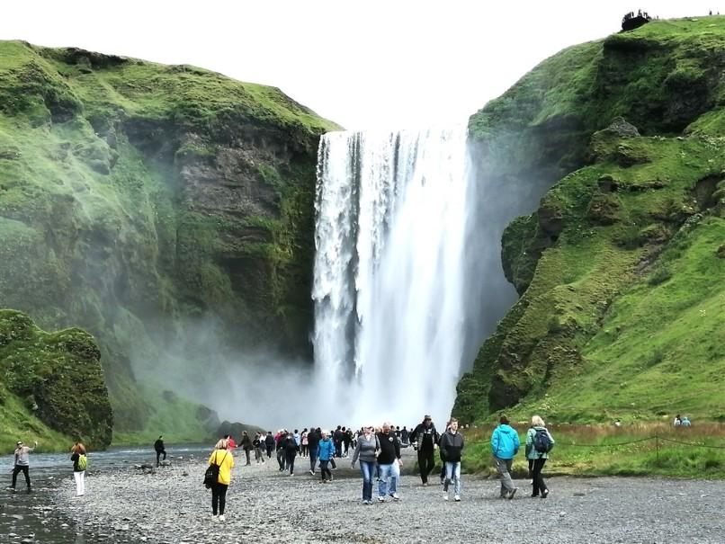 Krásy Islandu s turistikou (fotografie 32)