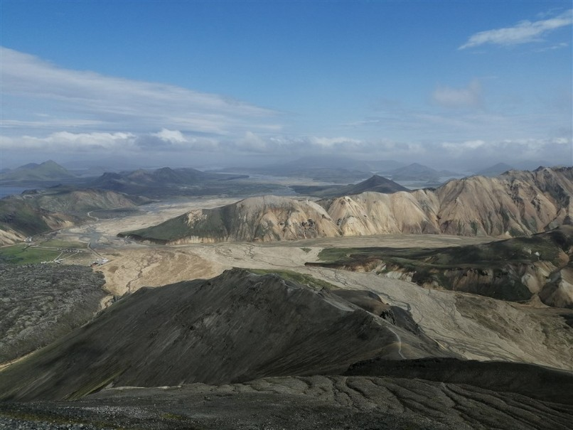Island - mezi Ledovci, sopkami a horkými prameny (fotografie 32)