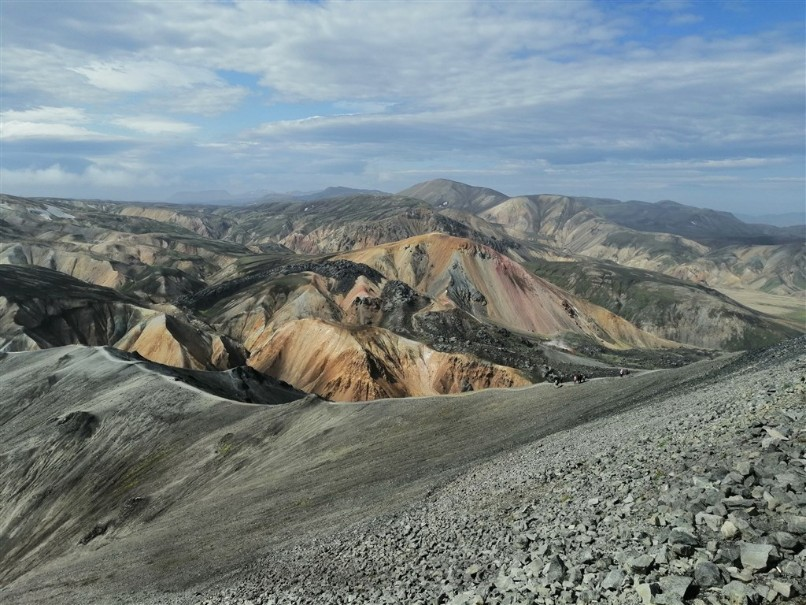 Island - mezi Ledovci, sopkami a horkými prameny (fotografie 36)