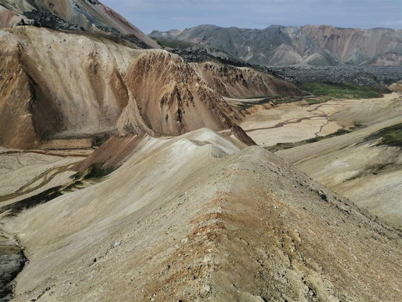 Island - mezi Ledovci, sopkami a horkými prameny (fotografie 37)