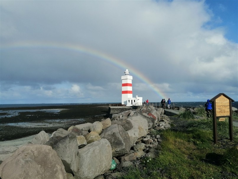 Krásy Islandu s turistikou (fotografie 38)
