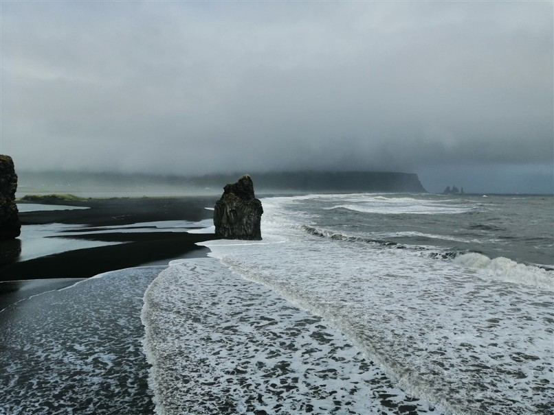 Island - mezi Ledovci, sopkami a horkými prameny (fotografie 40)