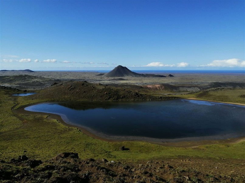Island - mezi Ledovci, sopkami a horkými prameny (fotografie 41)
