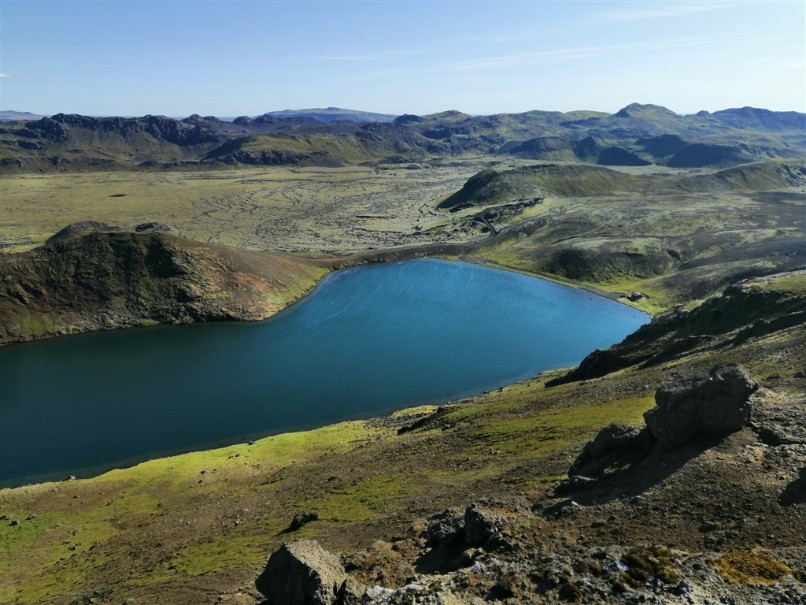 Island - mezi Ledovci, sopkami a horkými prameny (fotografie 42)