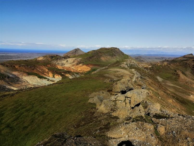 Island - mezi Ledovci, sopkami a horkými prameny (fotografie 43)