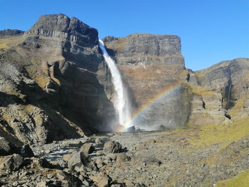 Krásy Islandu s turistikou (fotografie 45)