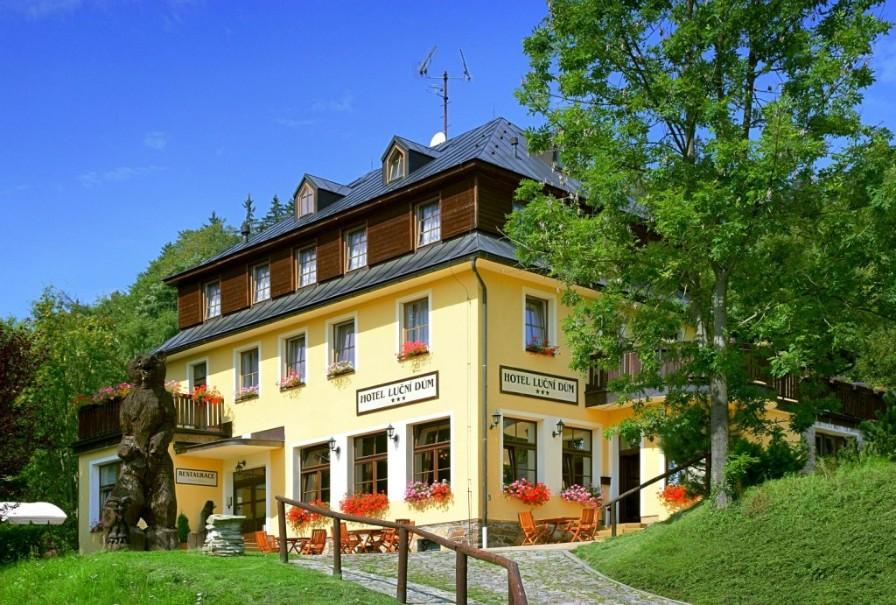 Hotel Luční dům (fotografie 1)