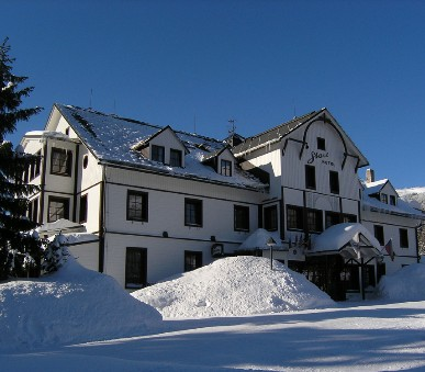 Hotel Start (hlavní fotografie)