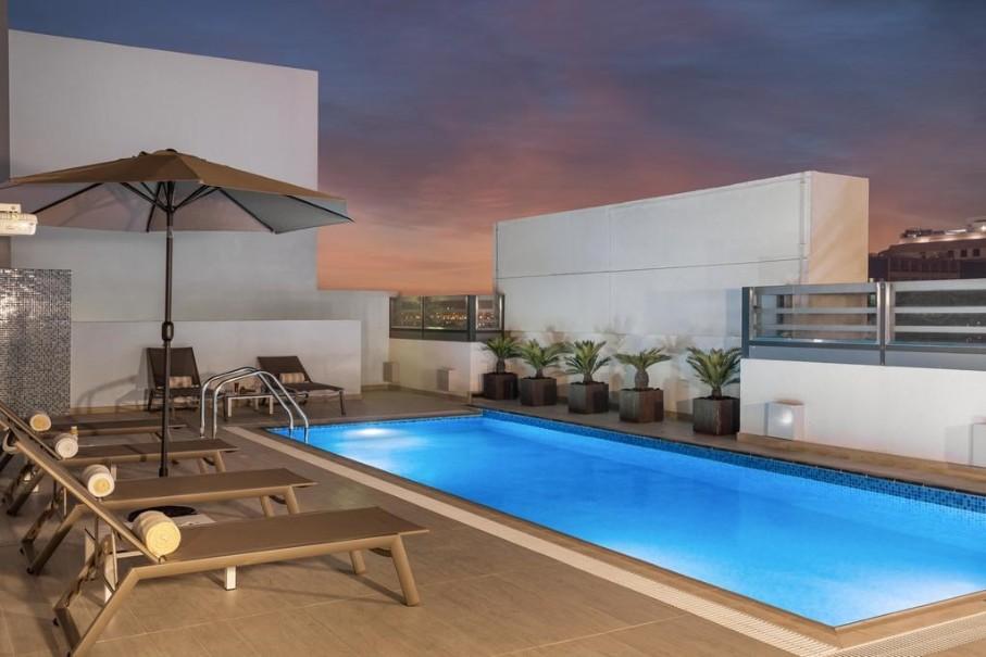 Hotel Hampton by Hilton Dubai Al Barsha (fotografie 1)