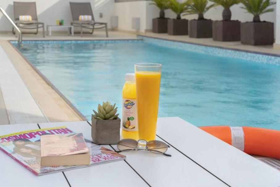 Hotel Hampton by Hilton Dubai Al Barsha (fotografie 2)
