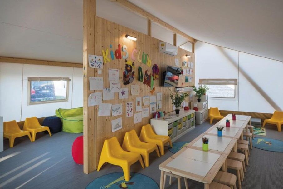 Komplex Premium Camping Borik (fotografie 2)