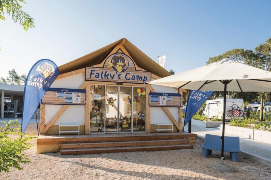 Komplex Premium Camping Borik (fotografie 6)