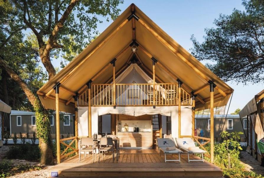 Komplex Premium Camping Borik (fotografie 17)