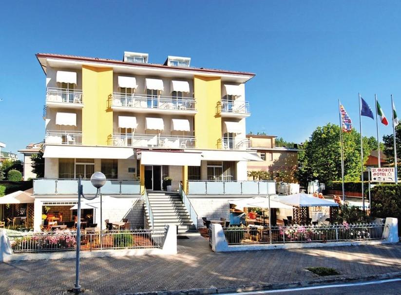 Hotel St. Moritz (fotografie 6)
