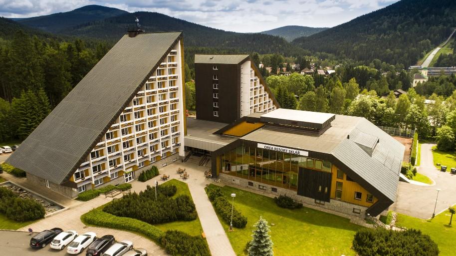 Hotel Orea Resort Sklář (fotografie 1)