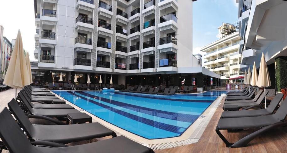 Hotel Oba Star (fotografie 34)