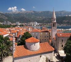 Černá Hora s výletem do Albánie a Dubrovníku
