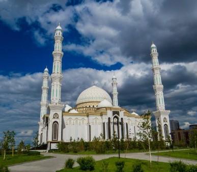 Kazachstán - kráska stepí, velehor a kaňonu