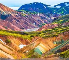 To nejlepší z Islandu + Duhové hory